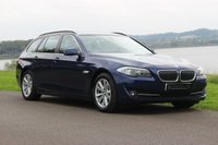 USED 2013 13 BMW 5 SERIES 3.0 530D SE TOURING 5d AUTO 255 BHP