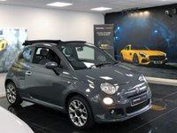 2014 FIAT 500C 1.2 C S DUALOGIC 3d AUTO 69 BHP PETROL+AUTOMATIC MEGA LOOKING CAR-LOW MILES-1ST 2 SEE WILL BUY £8995.00