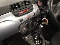 USED 2014 14 FIAT 500C 1.2 C S DUALOGIC 3d AUTO 69 BHP PETROL+AUTOMATIC
