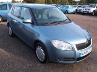 USED 2008 08 SKODA FABIA 1.4 LEVEL 2 TDI 5d 79 BHP ****Great Value economical reliable family car with  service history, drives superbly****