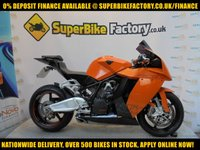 USED 2011 11 KTM RC8 1190 GOOD & BAD CREDIT ACCEPTED, OVER 500+ BIKES IN STOCK