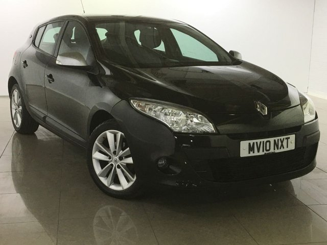 View our 2010 10 RENAULT MEGANE 1.6 I-MUSIC VVT 5d 100 BHP