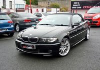 USED 2006 BMW 3 SERIES 2.2 320CI SPORT 2d 168 BHP