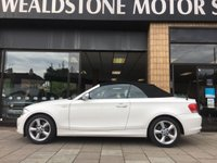 USED 2012 62 BMW 1 SERIES 120I Exclusive Edition 2.0 [SAT NAV + LEATHER] Manual 6Sp
