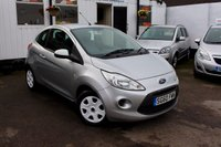USED 2010 60 FORD KA 1.2 EDGE 3d 69 BHP