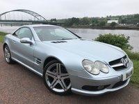 USED 2002 02 MERCEDES-BENZ SL 5.0 SL500 2d 306 BHP **FULL AMG BODY****EX MERCEDES OWNER CLUB CAR**