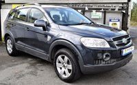 USED 2008 08 CHEVROLET CAPTIVA 2.0 LT VCDI 5d 148 BHP * * GREAT FAMILY 7 SEAT MPV * *