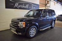 USED 2009 09 LAND ROVER DISCOVERY 3 2.7 3 TDV6 XS 5d AUTO 188 BHP