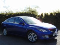 USED 2008 58 MAZDA 6 2.0 TS2 5d ONE OWNER FROM NEW * FULL SERVICE HISTORY *