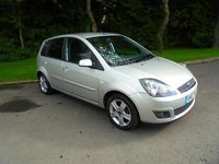 2007 FORD FIESTA 1.25 Zetec Climate £1995.00