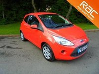2009 FORD KA 1.2 Style Low Miles £3195.00