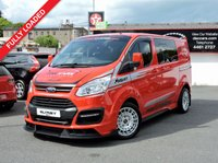 2017 FORD TRANSIT CUSTOM  290 LIMITED DCIV AUTO 168 BHP 5 SEATER £28950.00