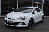 USED 2014 64 VAUXHALL ASTRA 1.6 GTC LIMITED EDITION CDTI S/S 3d 108 BHP