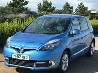 2012 RENAULT SCENIC 1.5 DYNAMIQUE TOMTOM LUXE ENERGY DCI S/S 5d 110 BHP £5995.00