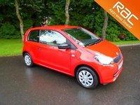 2014 SKODA CITIGO 1.0 MPI ( 60ps ) S One Owner Only 28088 Miles £3995.00