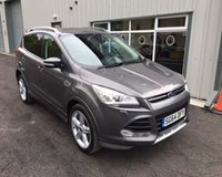 USED 2014 64 FORD KUGA 2.0 TDCI TITANIUM X SPORT AWD 163 BHP THIS VEHICLE IS AT SITE 1 - TO VIEW CALL US ON 01903 892224