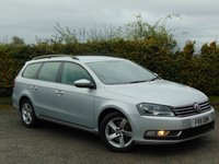 USED 2011 11 VOLKSWAGEN PASSAT 1.6 S TDI BLUEMOTION TECHNOLOGY 5d * BUILT IN BLUETOOTH HANDSFREE *