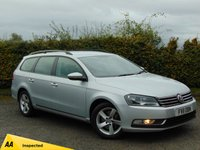 USED 2011 11 VOLKSWAGEN PASSAT 1.6 S TDI BLUEMOTION TECHNOLOGY 5d * 128 POINT AA INSPECTED *