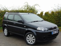 USED 2002 52 HONDA HR-V 1.6 4WD 5d AUTOMATIC * ONE OWNER FROM NEW * FULL MAIN DEALER SERVICE HISTORY *