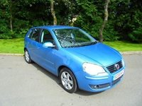 2008 VOLKSWAGEN POLO 1.4 ( 80PS ) Match Only 32000 Miles £4695.00