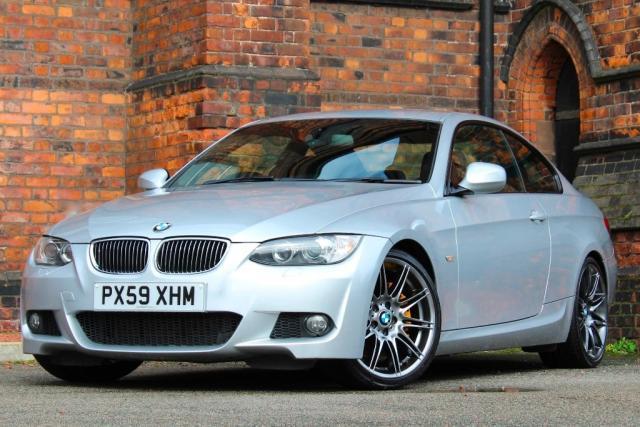 2009 59 BMW 3 SERIES 3.0 335d M Sport Highline 2dr