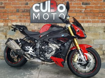 2017 BMW S 1000 R ABS  £10990.00