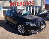USED 2013 13 VOLKSWAGEN PASSAT 1.6 HIGHLINE TDI BLUEMOTION TECHNOLOGY 5d 104 BHP