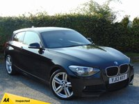 USED 2013 13 BMW 1 SERIES 2.0 116D M SPORT 3d * 128 POINT AA INSPECTED *