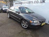 2006 VOLVO S60 2.0 T SE 4d 177 BHP £6995.00