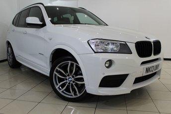 2013 BMW X3}