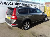 USED 2011 11 VOLVO XC70 2.0 D3 DRIVE SE 5d 161 BHP One Owner Full History+Leather