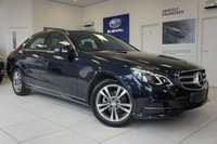 USED 2015 15 MERCEDES-BENZ E CLASS 2.1 E220 BLUETEC SE 4d 174 BHP Stunning Example - FFSH