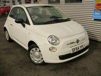 2014 FIAT 500 1.2 POP 3d 69 BHP £5850.00