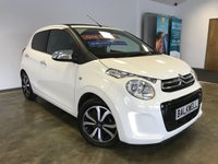 USED 2016 66 CITROEN C1 1.2 PURETECH AIRSCAPE FLAIR 5d 82 BHP