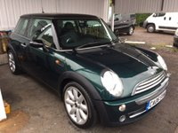 2006 MINI HATCH COOPER 1.6 COOPER 3d 114 BHP £3290.00