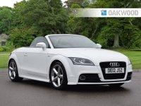 2012 AUDI TT 1.8 TFSI S LINE 2d 160 BHP £12495.00
