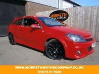 USED 2008 08 VAUXHALL ASTRA 2.0 VXR 3d 240 BHP ***FULL SERVICE HISTORY***