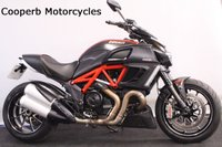 2012 DUCATI DIAVEL CARBON  £7999.00