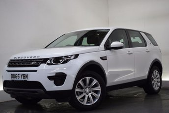 2015 LAND ROVER DISCOVERY SPORT 2.0 TD4 SE 5d 180 BHP £23790.00
