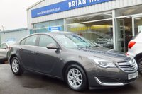 USED 2014 64 VAUXHALL INSIGNIA 2.0 CDTi  DESIGN  ECOFLEX  5dr  (138 BHP) ......LUXURY WITH ECONOMY (Zero road tax & 76mpg)