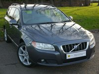 USED 2008 08 VOLVO V70 2.4 D5 SE SPORT 5d AUTO 183 BHP HIGH SPEC RELIABLE FAMILY ESTATE