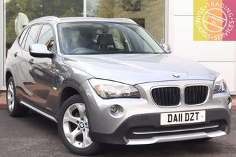 2011 BMW X1 2.0 XDRIVE18D SE 5d 141 BHP £8666.00
