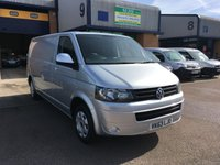 USED 2013 63 VOLKSWAGEN TRANSPORTER 2.0 T28 TDI TRENDLINE 1d 102 BHP NEW VW CAMBELT & WATERPUMP FITTED, FSH, P/SENSORS, 84,000 MILES, 6 MONTH WARRANTY & FINANCE ARRANGED.