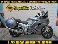 USED 2007 07 YAMAHA FJR1300 1300cc 0% DEPOSIT FINANCE AVAILABLE GOOD & BAD CREDIT ACCEPTED, OVER 500+ BIKES IN STOCK
