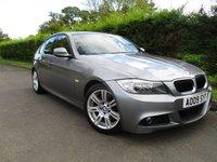 USED 2009 09 BMW 3 SERIES 2.0 320D M SPORT 4d 175 BHP
