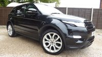USED 2011 61 LAND ROVER RANGE ROVER EVOQUE 2.2 SD4 DYNAMIC 5dr AUTO Sat Nav, Pan Roof, Huge Spec