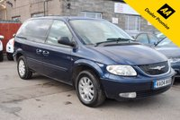 USED 2004 04 CHRYSLER VOYAGER 2.5 CRD LX 5d 141 BHP FULL SERVICE HISTORY