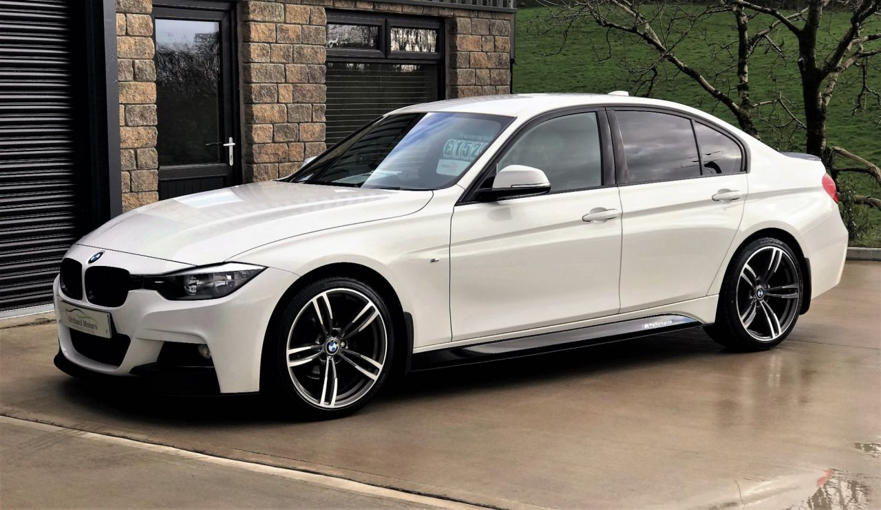 BMW Series D M Sport - Bmw 3 sport