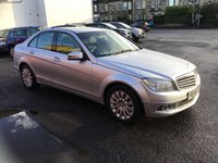 USED 2008 58 MERCEDES-BENZ C CLASS 2.1 C200 CDI ELEGANCE 4d AUTO 135 BHP OUR  PRICE INCLUDES A 6 MONTH AA WARRANTY DEALER CARE EXTENDED GUARANTEE, 1 YEARS MOT AND A OIL & FILTERS SERVICE. 6 MONTHS FREE BREAKDOWN COVER.   CALL US NOW FOR MORE INFORMATION OR TO BOOK A TEST DRIVE ON 01315387070 !!