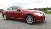 2008 JAGUAR XF 2.7 LUXURY V6 4d AUTO 204 BHP £7500.00